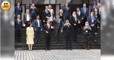 捷克議長率團訪台回國被譙爆! 總統怒拔參政權:叫他不要去還去