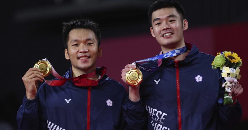追平我國奧運單屆金牌紀錄!「麟洋配」摘下第2金 戴資穎有望奪第3金