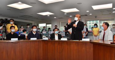 美日政要抵台免隔離挨批雙標 蘇揆緩頰:是對台灣的重視和肯定