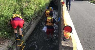 離奇!16歲少年外出 竟溺斃1.5公尺深水溝