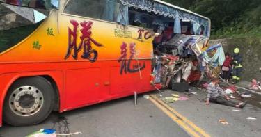 撞山壁釀6死!遊覽車爆「結構有問題」 林佳龍下令召回718輛同廠車