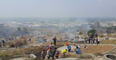 廣州市頒定清明節暫停祭掃活動