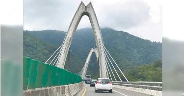 蘇花改以開快一點 部分路段速限增至70公里