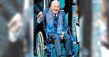 《魔戒》哈比人再見 伊恩霍姆88歲辭世