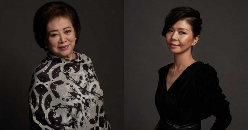 兩代秀英跨時空同台 金馬典禮陳淑芳、于子育合唱《孤味》