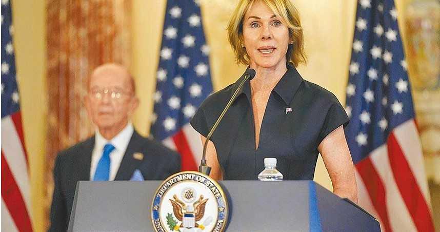 美駐聯合國大使將訪台 將採美衛生部長防疫規格