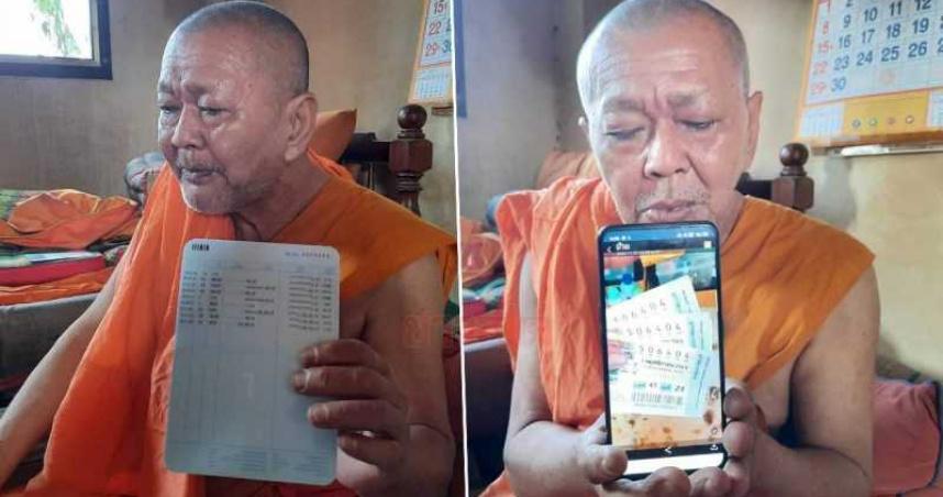 見棺發財?泰國僧侶夢到棺材中千萬 整間寺廟雞犬不寧