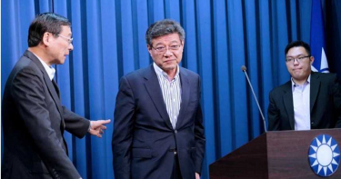 國民黨臨時中常會 推中常委林榮德擔任代理主席