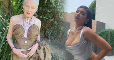 最時尚的奶奶!Vivienne Westwood「土星環、愛心包」的蛻變重生
