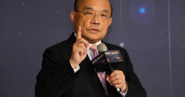 「拜登上任不影響萊豬進口」 蘇揆:台灣是一個負責任的政府