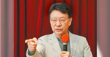 趙少康提國政建議 宣示當選總統推「議會內閣制」
