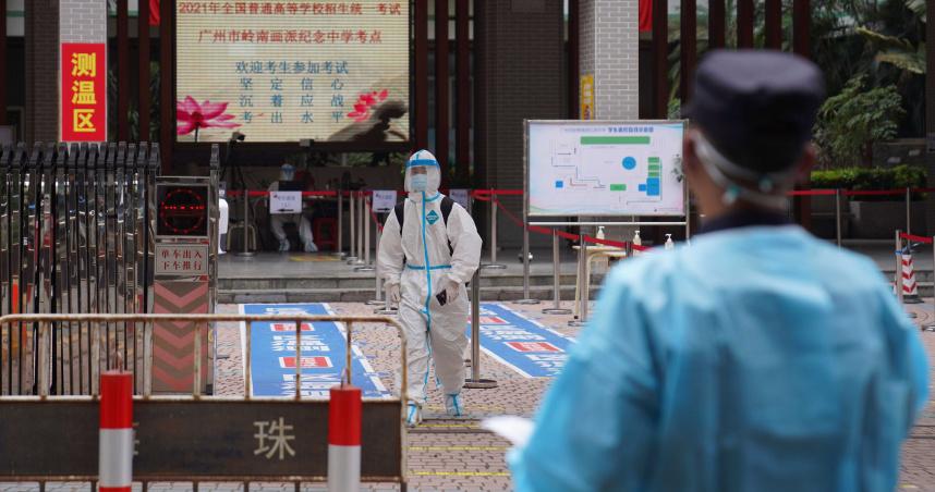 5月底再爆疫情!廣州「本周有望歸零」 專家解釋成功防控關鍵要素
