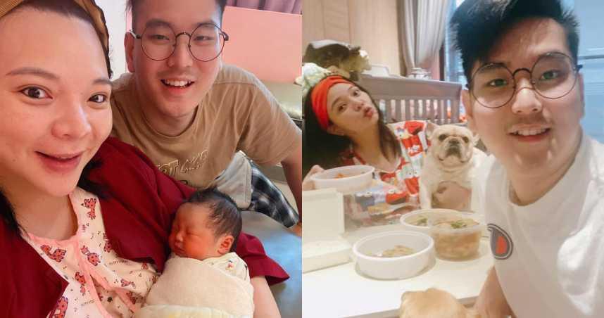 「女鵝」出生才15天!小甜甜狂烙英文 王宇婕怒斥「快下課」