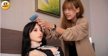 【共享女友2】「小姐」不怕操沒脾氣 還有專人梳妝打扮