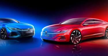 Volkswagen全球線上發表會 旗下首台獵跑車型The Arteon