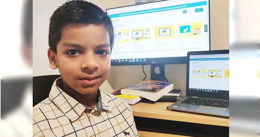神童!6歲考到5張AI證照「全球最年輕工程師」是他 金氏記錄也認證