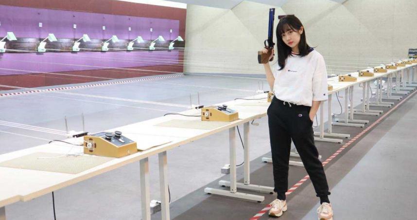 女子25公尺手槍 田家榛、吳佳穎雙雙晉級決賽!