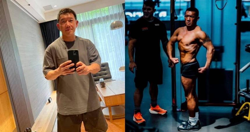 杜汶澤突胸悶!49歲才發現「先天疾病」需長期服藥 健身比賽夢碎