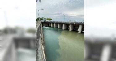暴雨傾倒高屏溪濁度狂飆30倍 南水局緊急啟動「伏流水」機制救民生