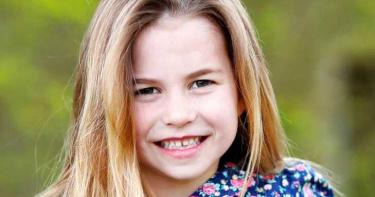 夏綠蒂公主6歲了 超萌照由美人媽凱特王妃掌鏡