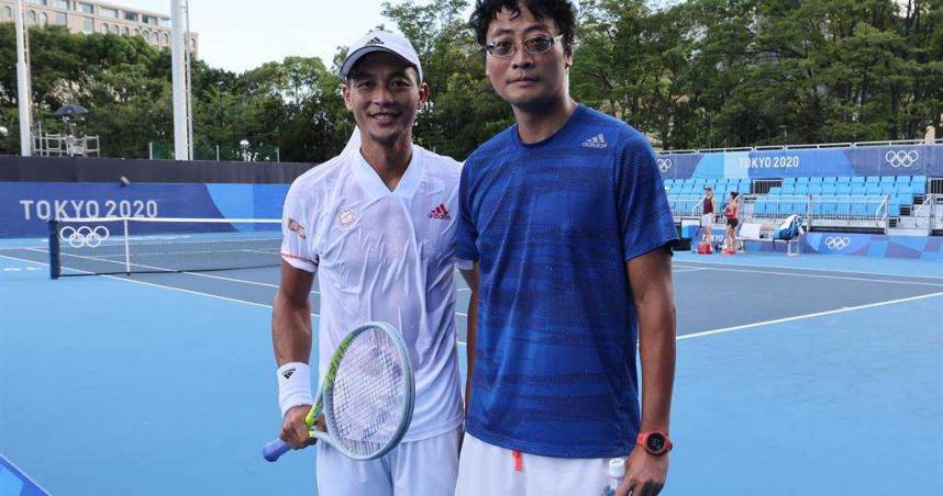 「網球一哥」盧彥勳引退 哥哥陪打完最後一戰!感性回首20年職業生涯