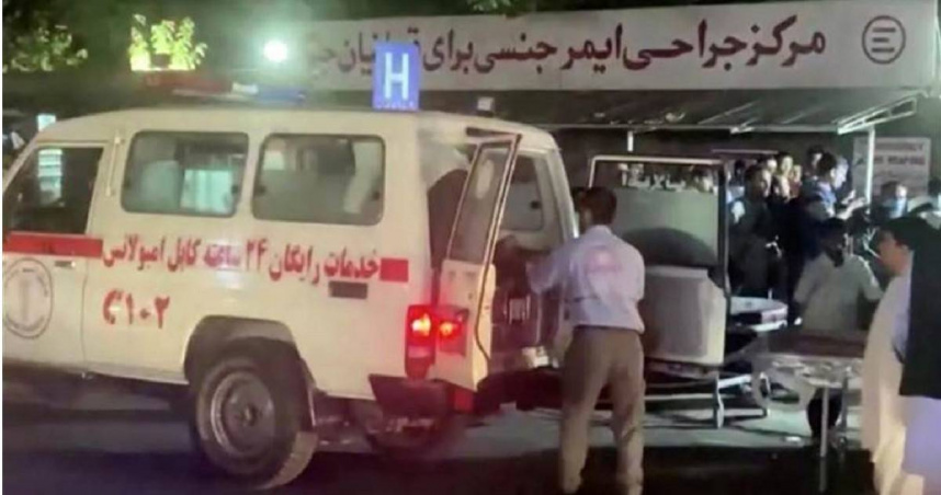 阿富汗喀布爾機場爆炸 揭IS分支為何選「男爵飯店」發動攻擊