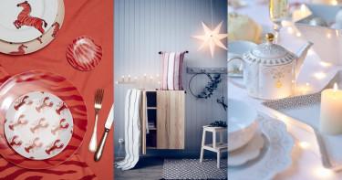 捨不得拿出來交換禮物啦!特色食器、居家佈置不但滿滿耶誕氣氛又顯高級精緻!