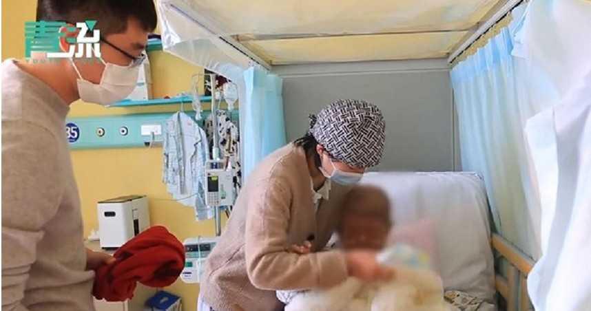 肝衰竭治不好...5歲兒淚求「別救了」 絕望悲吐:媽不要哭,我們回家