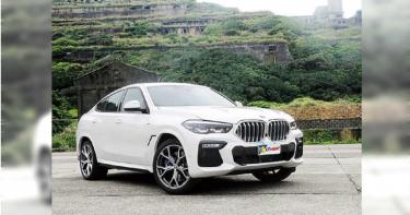 BMW X6 xDrive 40i M Sport 豪華跑旅之王