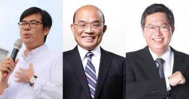 「不折不扣的看守內閣」 杜紫宸:鄭文燦或陳其邁將接下屆閣揆