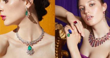 華美寶石狂想!寶格麗2020全新「BAROCKO系列」頂級珠寶 奢華展演當代巴洛克