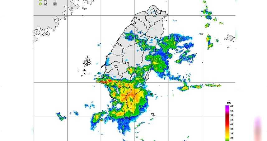 周末最後一波梅雨來襲 連4天雨彈狂轟「由北掃南」降雨熱區出爐!