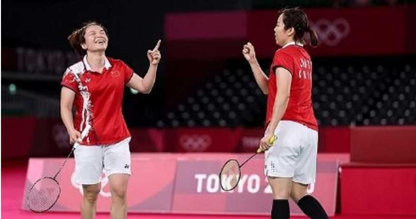 陸羽球女雙「我X」喊不停 韓羽球協會抗議!陸網暴怒:不懂英文?