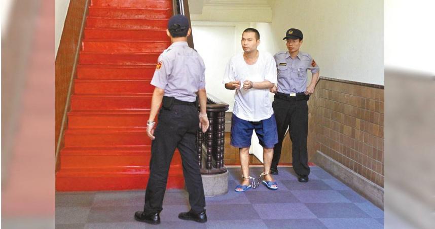 陳昱安遭處死刑定讞。(圖/報系資料照,下同)
