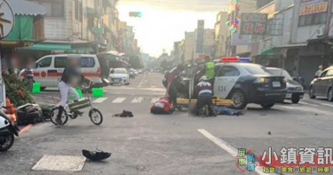 屏東男清晨「遭撞爆頭」送醫不治 目擊者:黑色轎車撞完就跑!
