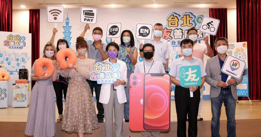 【友善情報】「台北友故事小旅行」 帶領民眾體驗暖心服務