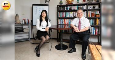 【企業醫生4】客戶愛稱「台灣杜拉克」 教學相長不退休