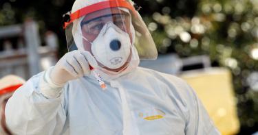 中國宣稱「捐防疫物資給義大利」 美高官踢爆:是強逼「贖回」