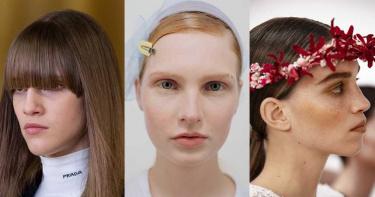 2021春夏最新底妝趨勢!今年霧面妝感已經退燒了 香奈兒、FENDI、PRADA發表會上模特兒走的都是自然偽素顏路線