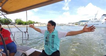 蔡壁如指年輕人跟風惹議 吳益政笑回:我們也愛跟風