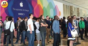 蘋果WWDC大會改由線上舉辦 開發者省下1599美元門票了