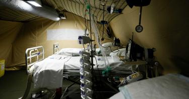 肺炎患者遽增醫療資源短缺 亞當斯:美國恐成下一個義大利