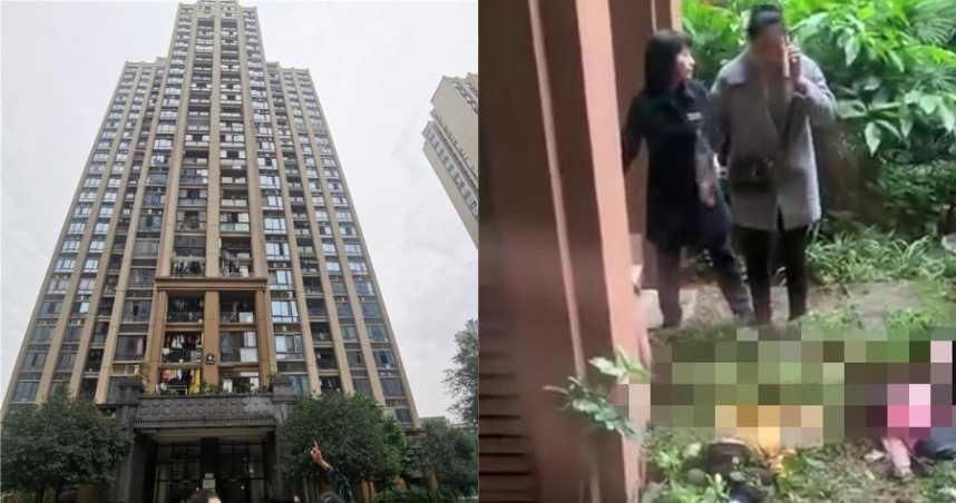 2幼子接連從15樓家中墜樓 低頭族父親還恍然不知