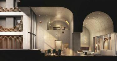 國際建築融合在地情感 大陸建設作品要求「創造幸福」