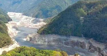 水情嚴峻!石門水庫蓄水率低於10%⋯專家曝:桃、竹「供5停2」關鍵