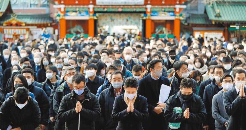 疫情惡化!變種病毒襲來 東京擬9日進入緊急狀態