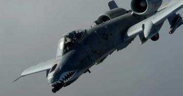 丟哪去了?美國A-10攻擊機朝北韓丟訓練彈 卻下落不明