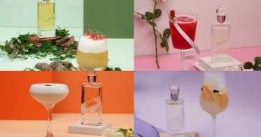 用喝的香水!? 香緹卡X台北W飯店WOOBAR推出期間限定「FLORAL LADY花漾女人」香氛調飲 喝一杯全身散發美妙香氣!