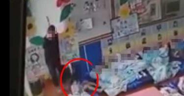 幼兒園師扯女童髮老師否認 監視器畫面曝光打臉