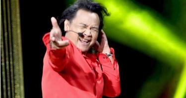 挑戰陳曉東〈心理遊戲〉 66歲沈文程對嘴糗凸槌